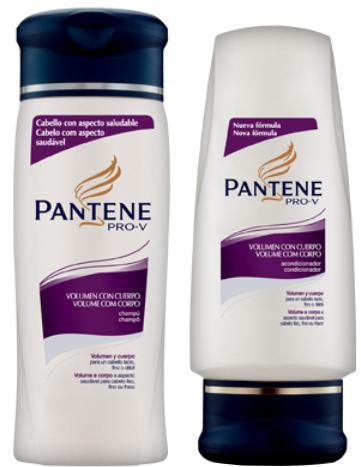 shampoo para aumentar volume
