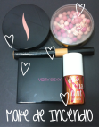 Beauty Drops | Make de Incêndio