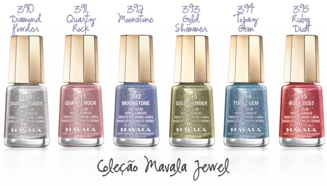 Beauty Drops | Coleção Mavala Jewel