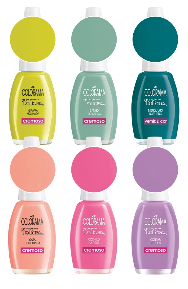 Beauty Drops | Colorama Pequenas Delícias