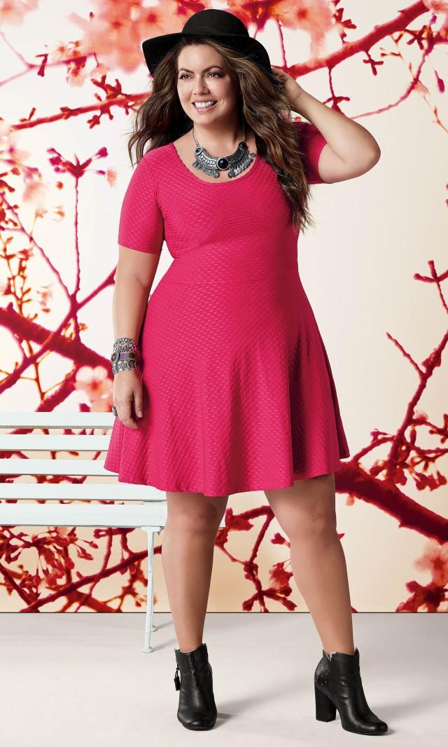Beauty Drops | Coleção Plus Size Marisa Fluvia Lacerda